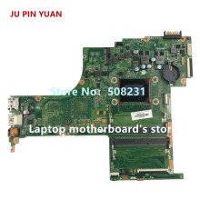 купить JU PIN YUAN 809338-601 809338-001 DA0X21MB6D0 X21 for HP PAVILION 15-AB 15-AB121DX motherboard with A10-8700P CPU fully Tested дешево
