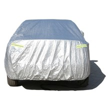 Car Cover Special For Mercedes Benz GLA GLC GLE GLK Class GLS With Side Opening Zipper Dustproof Waterproof Sun Protection Cover