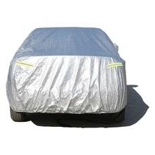 Автомобильный чехол специально для Mercedes Benz gla GLC GLE glk-класс GLS с боковым отверстием молния Пылезащитная водостойкая Защита от Солнца Крышка