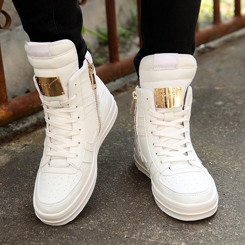 white shoes Korean version