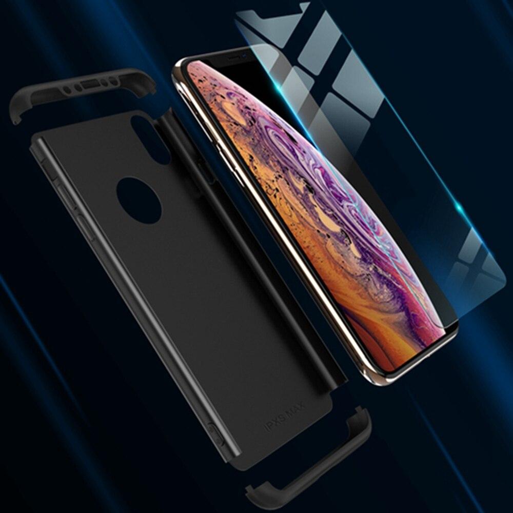 Купить 360 градусов чехол для Mate10 Lite Y5 Y6 Y8 Y9 Чехлы для huawei P Чехлы для смартфонов для Honor 9 Lite 7C Экран протектор фильм #4 на Алиэкспресс
