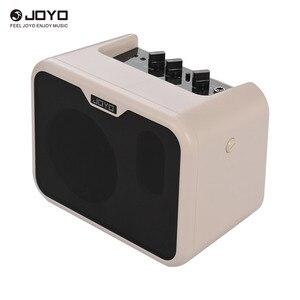 Image 2 - JOYO MA 10B מיני חשמלי בס מגבר נייד בס Amp רמקול 10 ואט Amp רגיל/כונן כפול ערוצים עם כוח מתאם