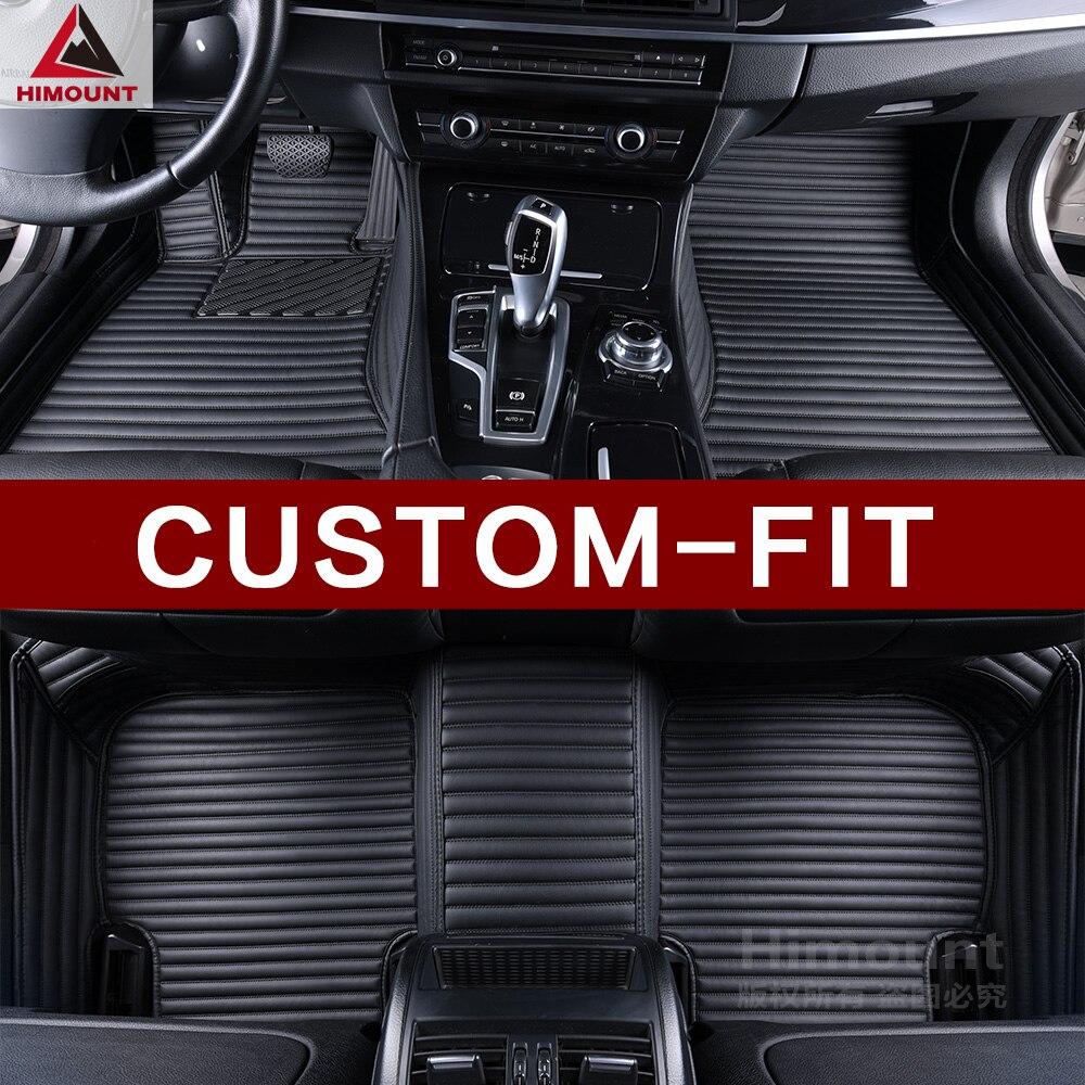 Tapis de sol de voiture sur mesure pour Mini Countryman R60 F60 Clubman R55 F54 tapis de luxe 3d de haute qualité - 2