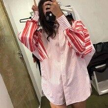 2018 Moda elegante Blusa
