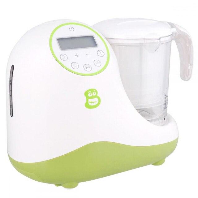 Кухонный комбайн Erisson MB-001 (5в1 для приготовления детского и диетического питания, измельчение , стерилизация, блюда на пару, приготовление супов-пюре, подогрев готовых блюд, размораживание грудного молока)