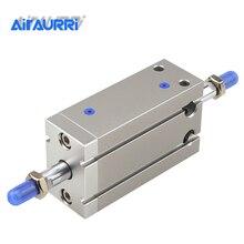 SMC type free installation CUW10 CDUW16 CDUW20 CDUW25 CDUW32 double output double shaft cylinder цена