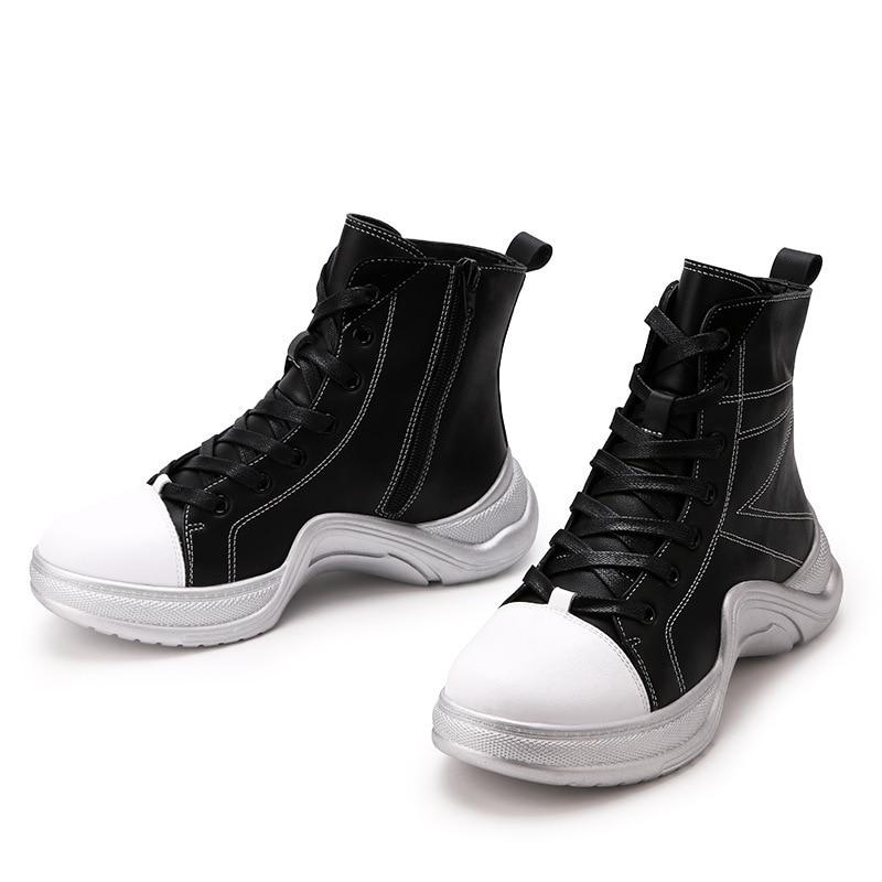 As Marque as Show Plates En Décontractées bottes De Sport Haute Cuir Hautes À Lacets Dames Sneakers Chaussures Bottes Enfants Archlight Show BSTBr