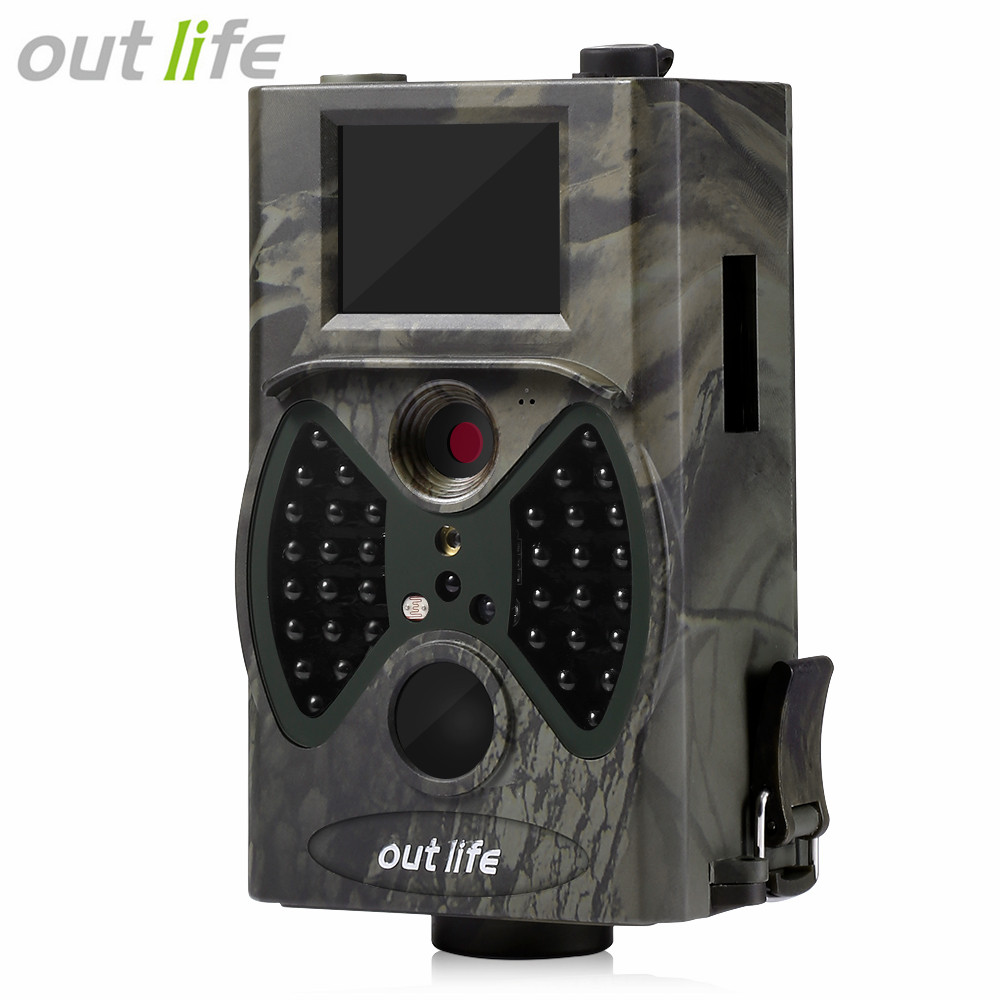 HC300A Hunting Camera Scouting HD 1080P 12MP Digital Infrared Trail Cameras Day Night Vision Wildlife Outdoor