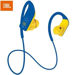 Image 2 - JBL GRIP 500 Draadloze Bluetooth Hoofdtelefoon Sport Koptelefoon handsfree Bellen met Microfoon Muziek fone de ouvido Transpiratie