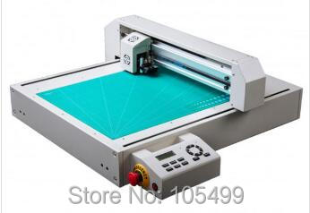 2019 Fully Automatic Good Flatbed Die Cutter 4560 Cardboard Flatbed Plotter Cutter