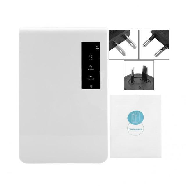 3L مزيل الرطوبة مجفف هواء القضاء على الرطوبة للحمام خزانة المطبخ الطابق السفلي غرفة خزانة جهاز إزالة الرطوبة من المنزل مجفف