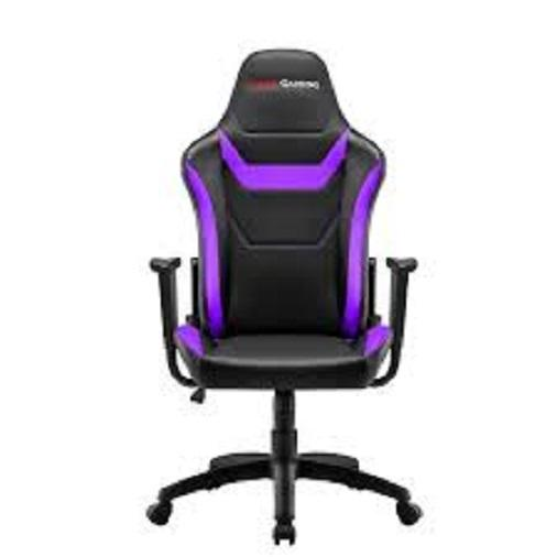 Chair Gamer Mars Gaming Mgc218bp Color Black Details In Fuchsia AND Carbono Recliner Double Layer Padding Leather Sinte