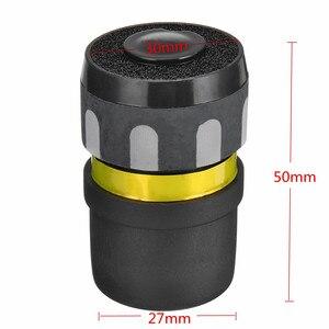 Беспроводной микрофон картридж динамический микрофон капсула ЯДРО ЗАМЕНА подходит для ремонта микрофона Замена