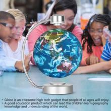 Globe Earth Magnetic-Levitation for Desk-Decoration Student Children Gift 110/220V AC