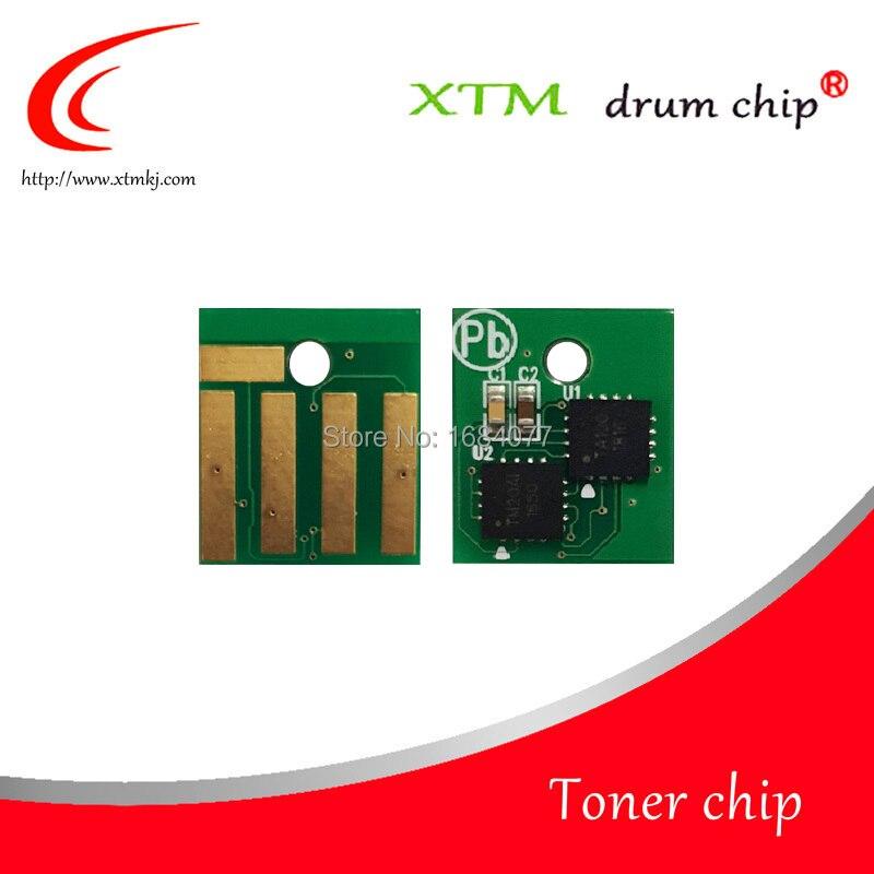 3X Toner chip 62D5X00 625X 45K for Lemxark MX711dhe MX811de laser reset chip