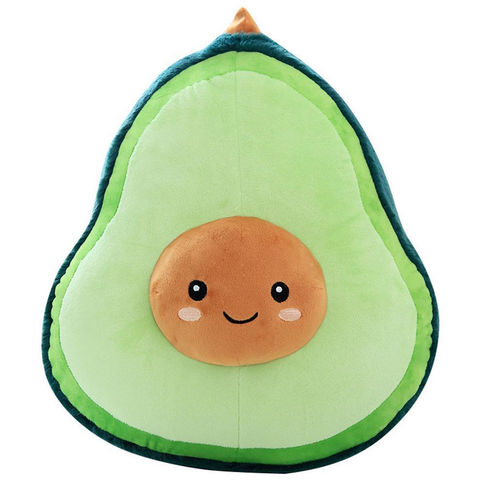 Avocado Pluche Pop Gevuld Knuffel Fruit Vorm Kussen Om Het Lichaamsgewicht Te Verminderen En Het Leven Te Verlengen