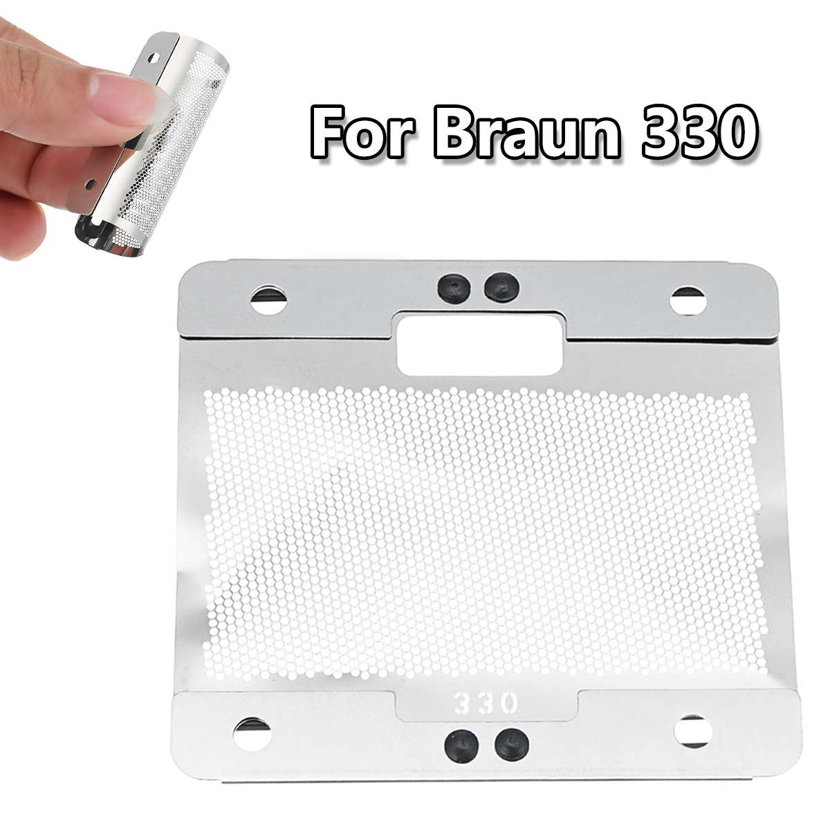 Replacement RazorsBlade Foil For Braun 330