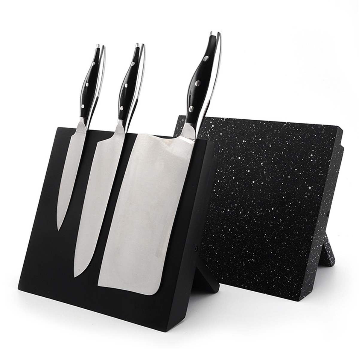 Magnetic Knife Holder Super Adsorption Force Knife Holder Folding Knife Seat Multi-function Magnetic Tool Holder Kitchen