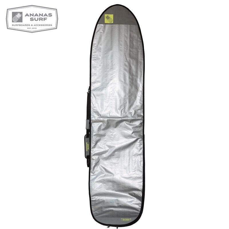 """Ananas Surf Reise Surfbrett Longboard Tasche 9ft. 6 In. Tag Schützen Abdeckung Malibu Boardbag 9'6 """"(290 Cm)"""