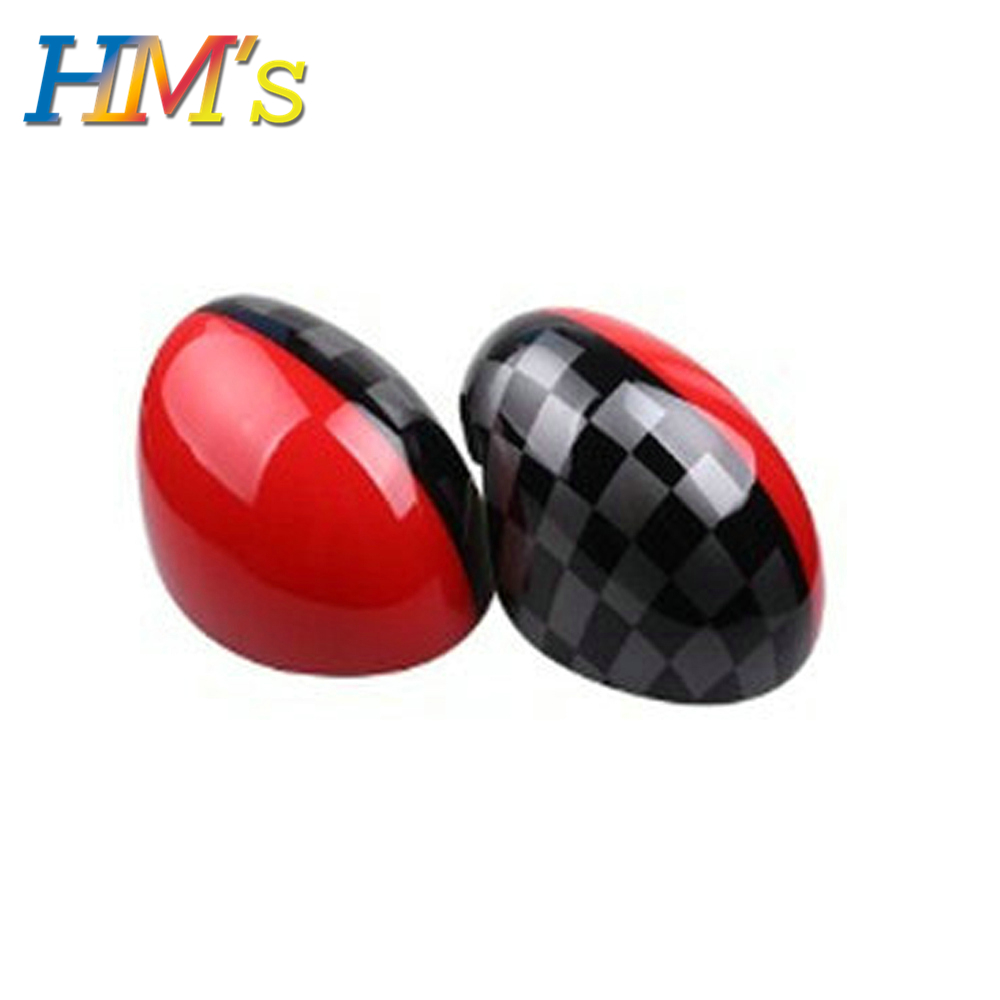 Image 4 - For MINI Cooper R55 R56 R57 R58 R59 R60 R61 Car Styling Rear View Rearview Mirror Sticker For MINI Countryman R60 Accessories-in Car Stickers from Automobiles & Motorcycles
