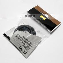 新しい本物のオリジナルファインダーラバーアイカップ DK 19 DK19 ニコン D810 D800 D800E D3S D3X D4 D4S D700 一眼レフ