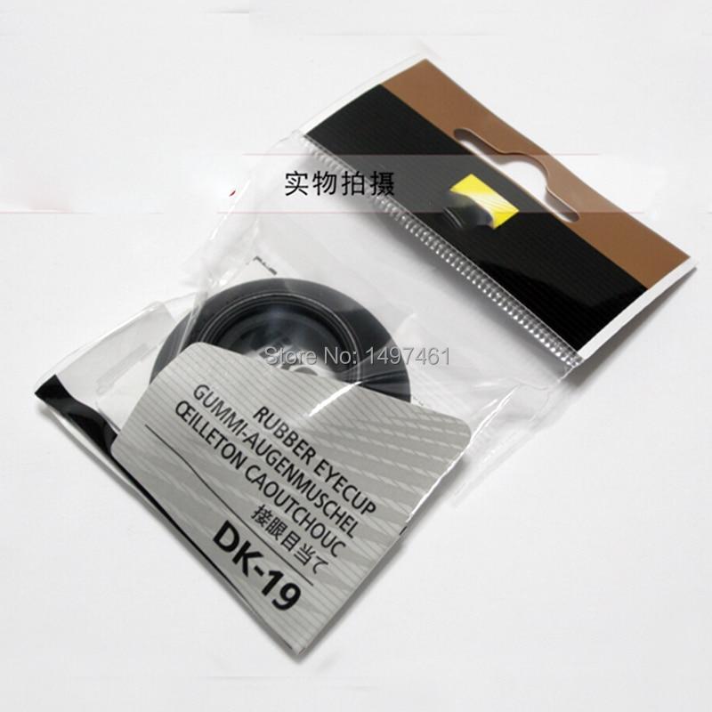 New Genuine Original Viewfinder Rubber Eyecup DK-19 DK19 For Nikon D810 D800 D800E D3S D3X D4 D4S D700 SLR