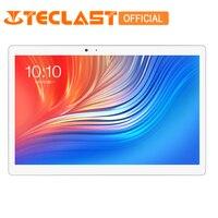 Teclast T20 4G LTE сети Tablet PC отпечатков пальцев замок MT6797 X27 Дека Core 4G B Встроенная память 6 4G B Оперативная память Двойной Wi Fi 13.0MP 10,1 дюймов gps