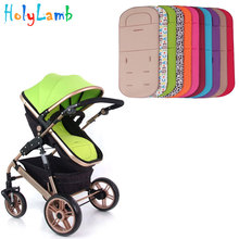New Cotton Soft  Baby Stroller Seat Pushchair Cushion Infant  Pram Cushion Baby Carriages Stroller Cushion Pad Accessories