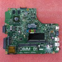 האם מחשב נייד CN-0VCT9N VCT9N 0VCT9N w I3-4010U CPU PWB: VF0MH עבור Mainboard האם מחשב נייד מחשב נייד Dell Inspiron 3437 5437 (1)