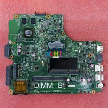 CN 0VCT9N VCT9N 0VCT9N w وحدة المعالجة المركزية I3 4010U PWB: VF0MH لأجهزة الكمبيوتر المحمول Dell Inspiron 3437 5437 اللوحة الأم للكمبيوتر المحمول