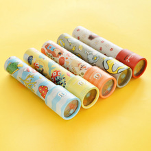 1pcs Rotating Cartoon Colorful Children Early Educational Planet Forest Ocean Sensory Changable Classic Kids Fancy Gift