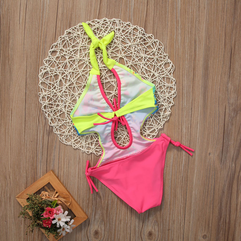 2018 New Hot Sale Lovely Kids Girl Toddler Ariel Swimming Suit Bikini Tankini Swimsuit Swimwear Beachwear in Children 39 s One Piece Suits from Sports amp Entertainment