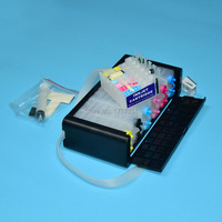 6 color 81 T0811 T0816 Ciss Ink System with ARC Chip for Epson Stylus Photo 1410 Inkjet Printer