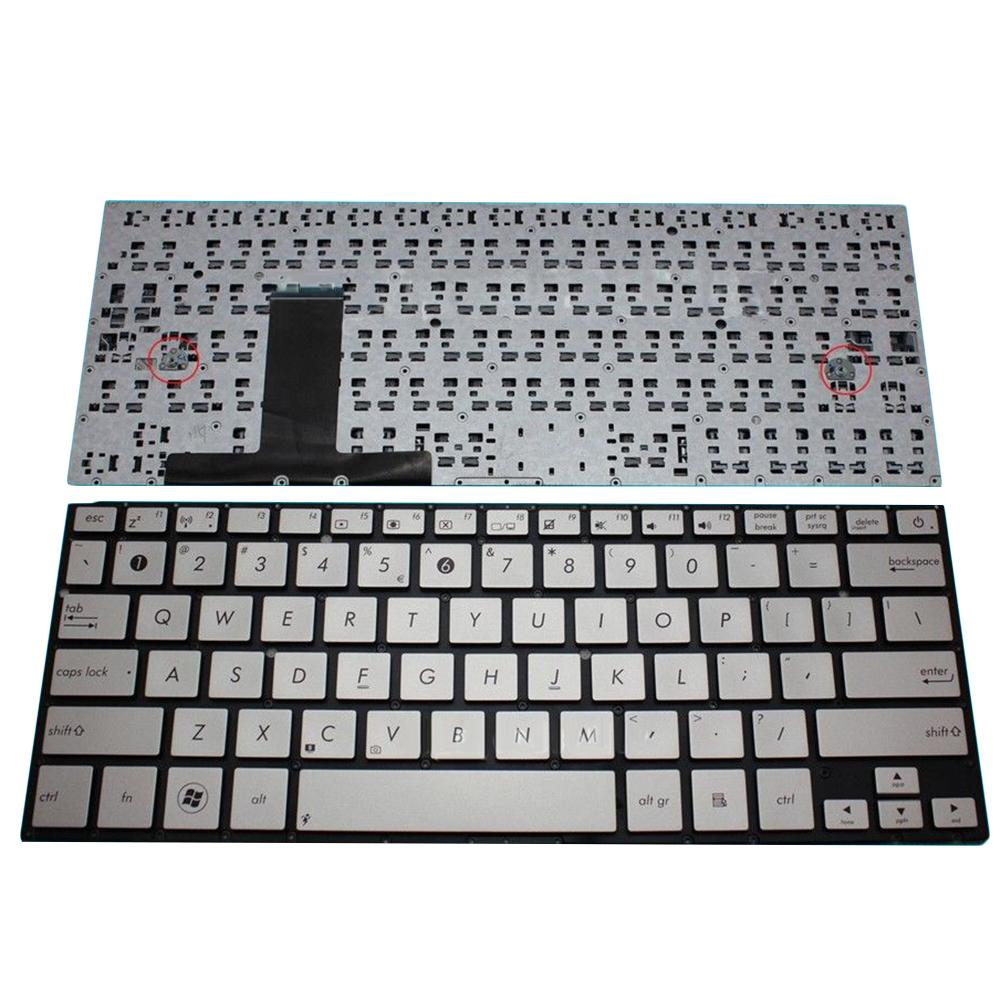 2019 Hot PC Laptop US Standard Replacement Keyboard American Version without Frame for ASUS Zenbook UX31/UX31A/UX31e/UX31LA-in Replacement Keyboards from Computer & Office