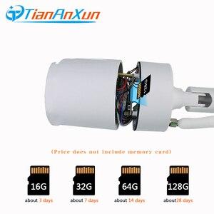 Image 3 - Tiananxun caméra de Surveillance extérieure IP wifi/1080P/720P, dispositif de sécurité domestique sans fil, avec enregistrement Audio et SD