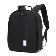 DSLR Camera Bag Backpack Photo For Sony A6000 Nikon D90 D750 Canon 550d All SLR camera
