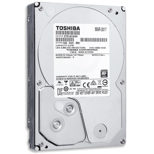 "Image 4 - TOSHIBA 3TB HDD HD 7200RPM 3.5"" 64MB 3000GB 3000G SATA3 Internal Hard Disk Drive for Desktop PC"
