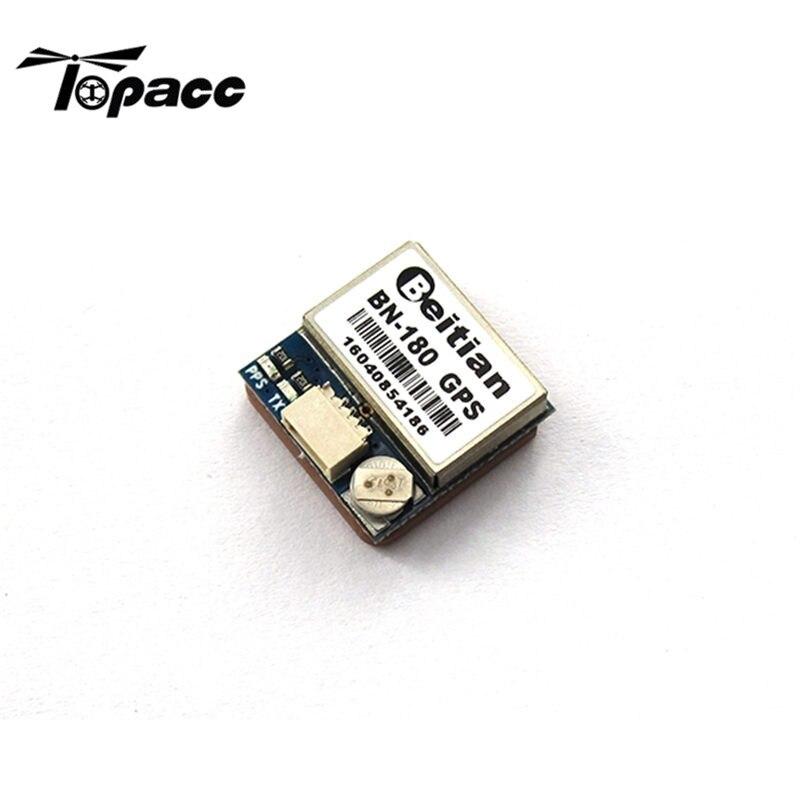 Smallest Mini Dual GLONASS+GPS BN-180 Micro Double GPS Antenna Module UART TTL