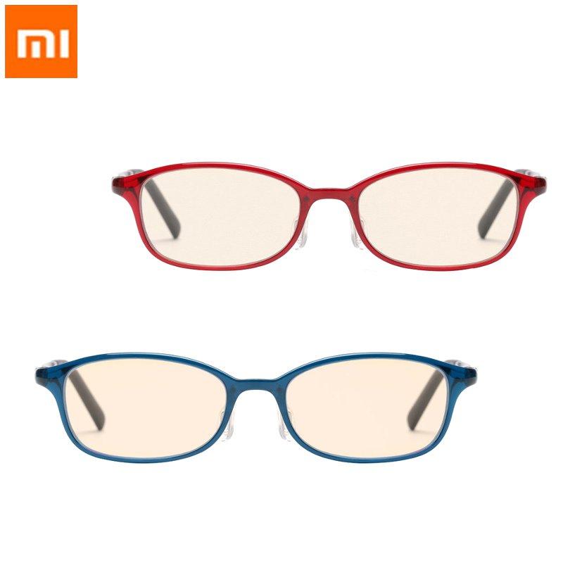 Styling Accessories Xiaomi Ts Childrens Computer Glasses Anti Blue Ray Goggles Glasses Super Light 50% Uva Uvb Rate Eye Protector Turok Steinhardt