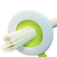 Регулируемый регулятор для измерения спагетти инструмент для измерения лапши пластиковые кухонные аксессуары