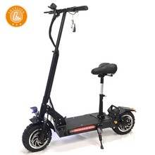LOVELION 11inch Off Road Foldable Electric Scooter Adult 60v 3200w Powerful New Electric Bicycle Fold Hoverboad Bike Scooters цена