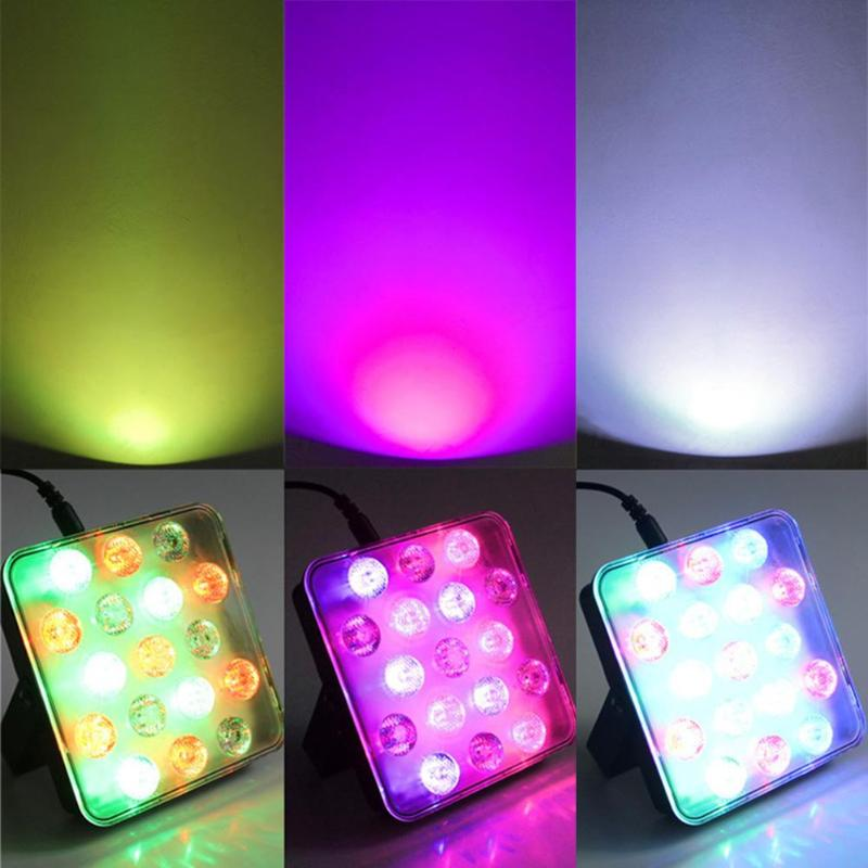 LED Stage Light Projector Machine Party Wedding Decoration Lights Projector Lamp Atmosphere Lamps KTV Party Supply Dropshipping
