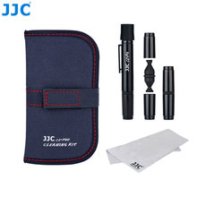 JJC Kamera Objektiv Reinigungs Stift Kit für Canon Nikon Sony Fujifilm Pentax Panasonic Leica DSLR Sauber Werkzeug