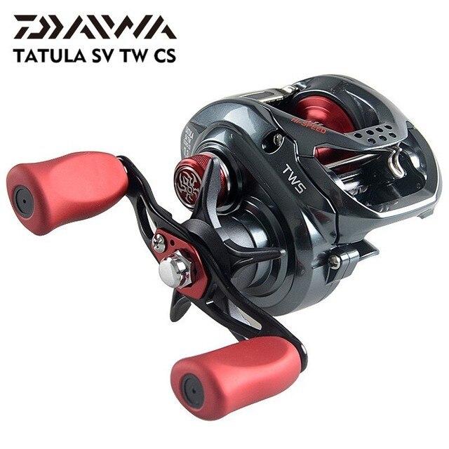DAIWA TATULA SV TW Baitcast Fishing Reel 20 Tatula SV TW 103H 103HS 103XS Reels