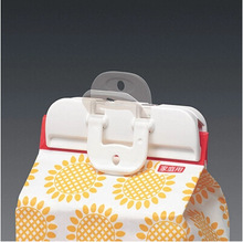 Portable Snack Sealing Bag Clip Kitchen Storage Food Seal Clips Sealer Clamp Plastic Tool Fresh Keeping