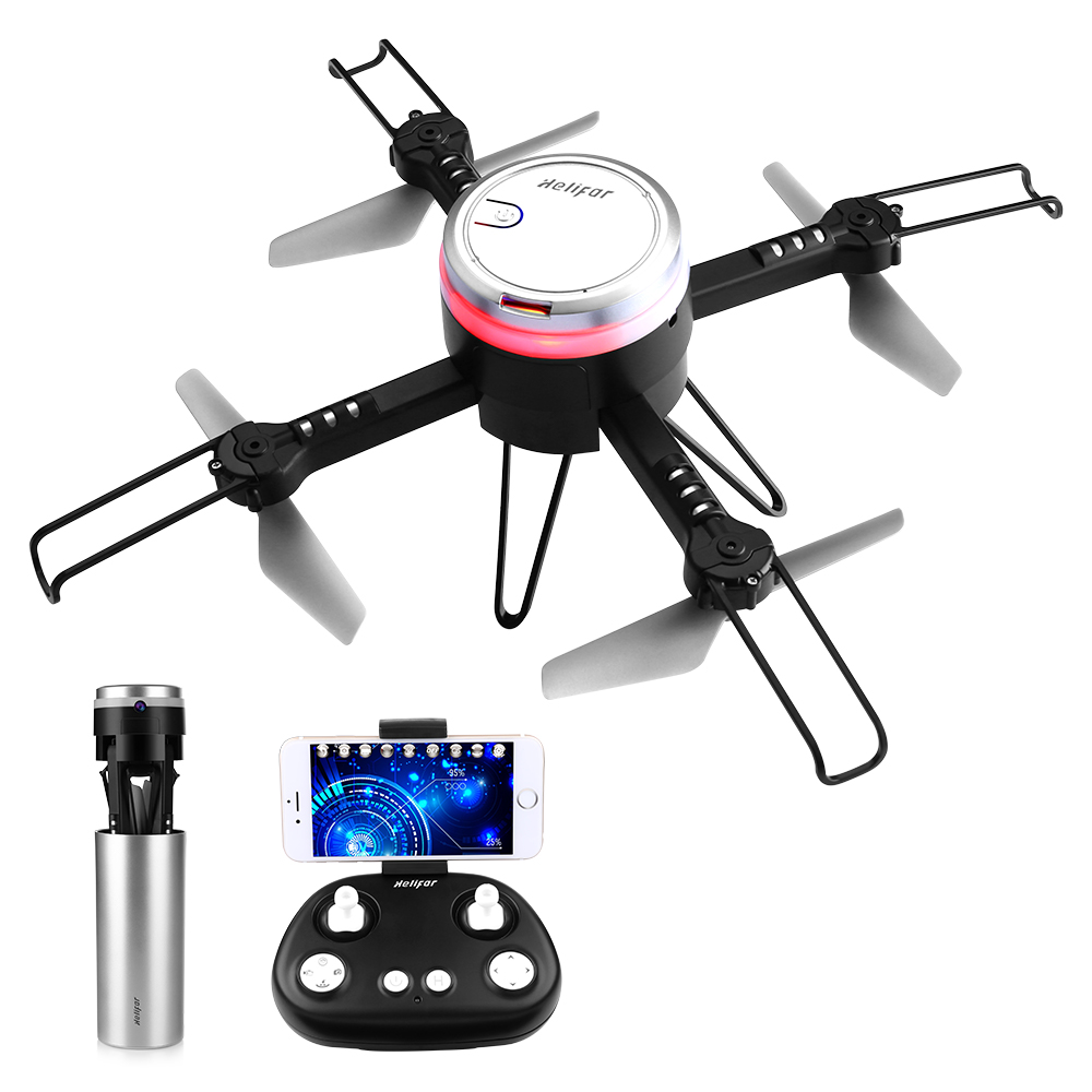 Helifar L6062 720P Wifi Camera Portable RC Quadcopter With IP Camera Bright LED Lights Dual Function Remote Control Drones ToysHelifar L6062 720P Wifi Camera Portable RC Quadcopter With IP Camera Bright LED Lights Dual Function Remote Control Drones Toys