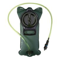 New Hiking Camping Water Bladder Bag Hydration System Waist 180g Army Green Water Tank Bag 2L