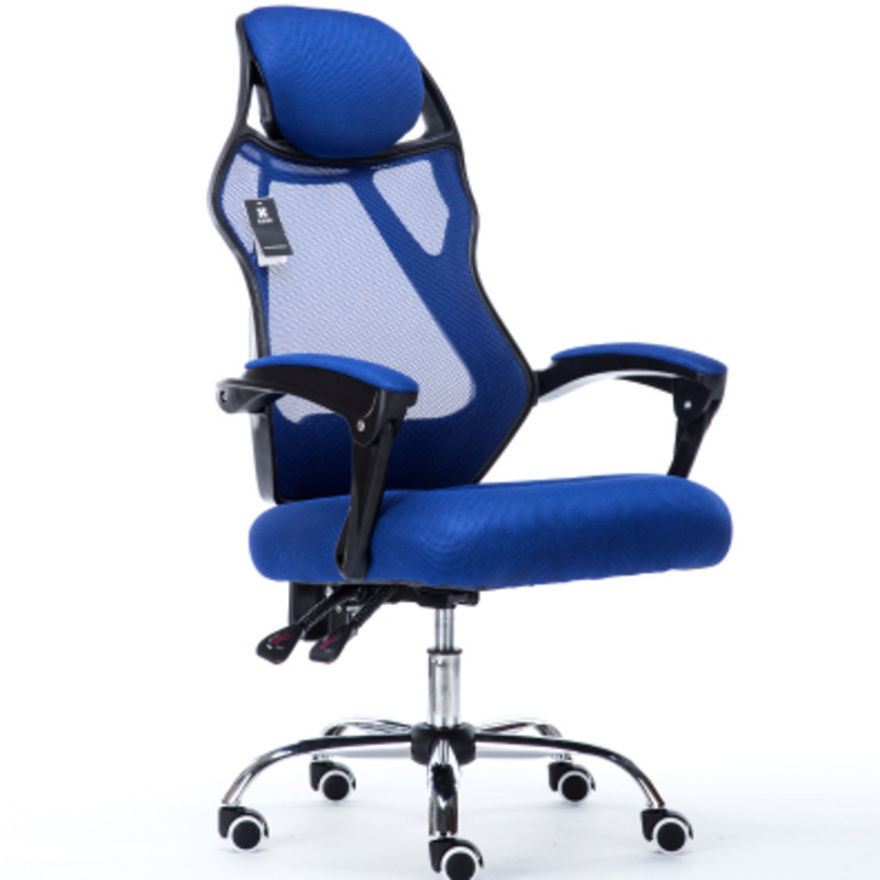 Eu Free Shipping Poltrona Gaming Silla  808 Home Gamer Office Boss Esports Desk Armchair Chair Ergonomics Can Lie With Footrest(China)