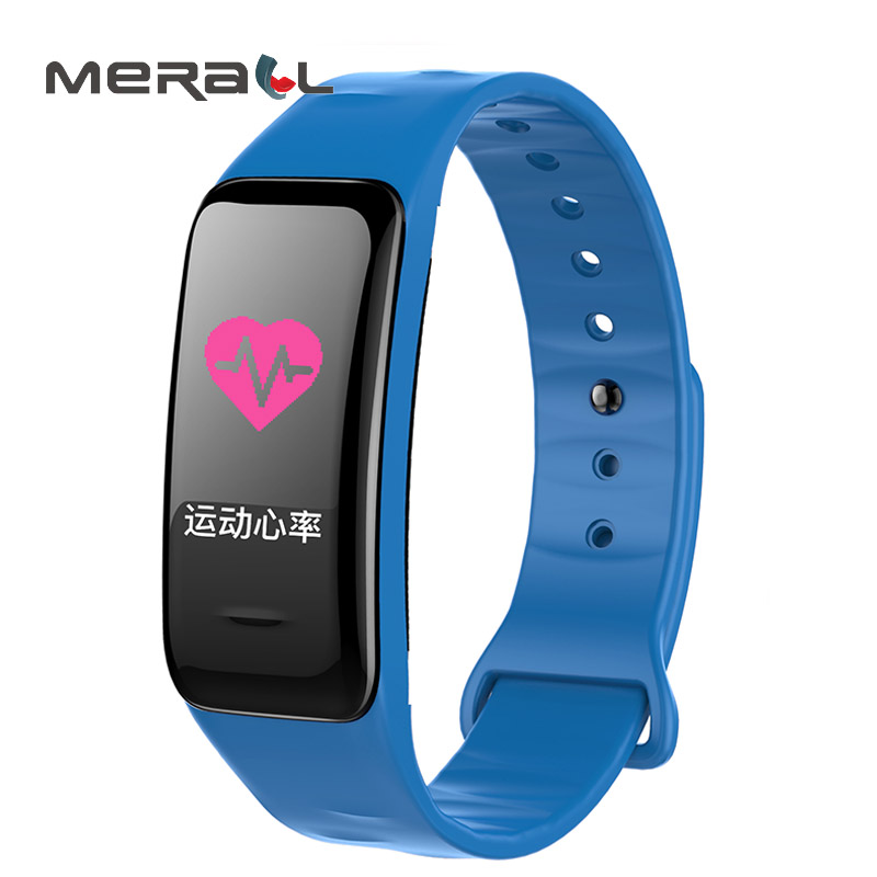 Blood Pressure Monitor Wrist Smart Watch Monitor Heart Rate Beauty Sphygmomanometer Digital Portable Health Measurement Device in Blood Pressure from Beauty Health