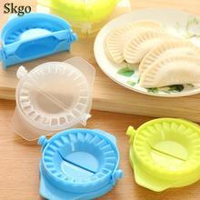 Простая Удобная форма вручную клецки устройство форма для пельменей пирожки DIY устройство геометрическое